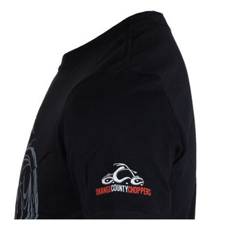 tričko pánské ORANGE COUNTY CHOPPERS - Bike Render - Black