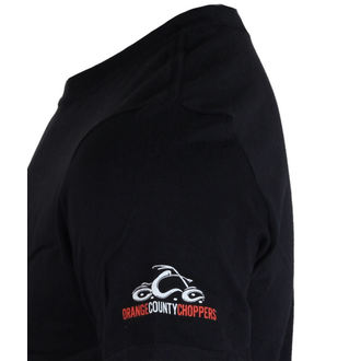 tričko pánské ORANGE COUNTY CHOPPERS - Logo - Black - OCCTS02202