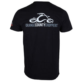 tričko pánské ORANGE COUNTY CHOPPERS - Logo - Black, ORANGE COUNTY CHOPPERS