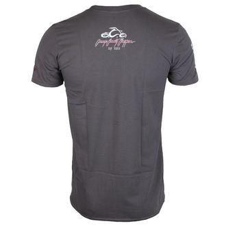 tričko pánské ORANGE COUNTY CHOPPERS - Patriotic - Charcoal