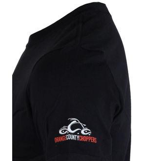 tričko pánské ORANGE COUNTY CHOPPERS - Shop Dagger - Black