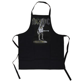 zástěra AC/DC - Stiff Upper Lip Apron - LOW FREQUENCY