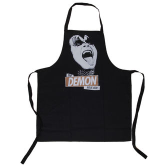 zástěra Kiss - Rock God Apron - LOW FREQUENCY, LOW FREQUENCY, Kiss