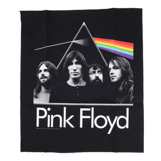 nášivka Pink Floyd - Dark Side Of The Moon - LOW FREQUENCY, LOW FREQUENCY, Pink Floyd