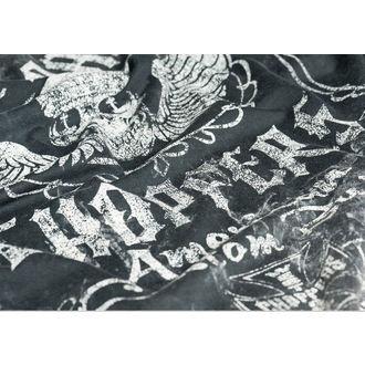 tričko pánské West Coast Choppers - WCC RIDE HARD SUCKER - VINTAGE BLACK - WCCTS132628ZW