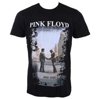 tričko pánské Pink Floyd - Burning Man - LOW FREQUENCY - PFTS06011M