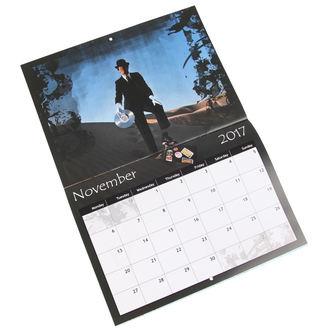 kalendář na rok 2017 Pink Floyd - LOW FREQUENCY