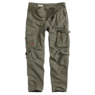 kalhoty pánské SURPLUS - AIRBORNE SLIMMY - OLIV GEWAS - 05-3603-61