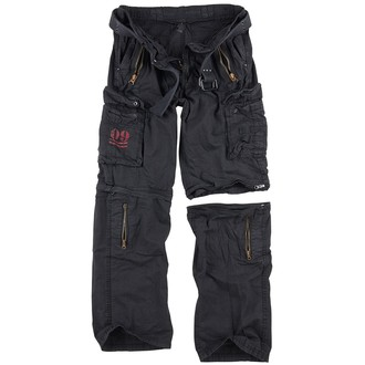 kalhoty pánské SURPLUS - ROYAL OUTBACK - BLACK - 05-3701-65