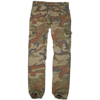 kalhoty pánské SURPLUS - 4 COL CAMO - 05-3801-36