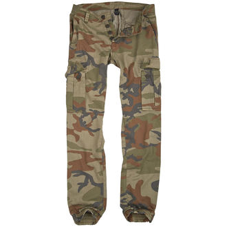 kalhoty pánské SURPLUS - 4 COL CAMO, SURPLUS