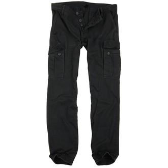 kalhoty pánské SURPLUS - SCHWARZ, SURPLUS