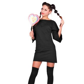 šaty dámské AMENOMEN - Pentagram - Black - DESIRE-20