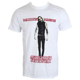 tričko pánské Marilyn Manson - Antichrist - ROCK OFF, ROCK OFF, Marilyn Manson