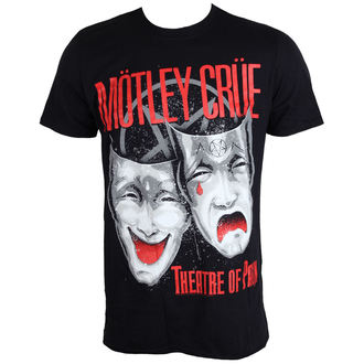tričko pánské Motley Crue - Theatre Of Pain - ROCK OFF, ROCK OFF, Mötley Crüe