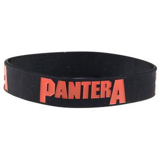 náramek Pantera - Logo - ROCK OFF, ROCK OFF, Pantera