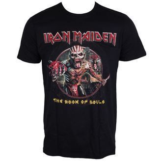 tričko pánské Iron Maiden - Book Of Souls - ROCK OFF, ROCK OFF, Iron Maiden