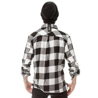 košile pánská VIXXSIN - LEFT FIELD - WHITE, VIXXSIN