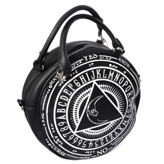 kabelka (taška) POIZEN INDUSTRIES - CURSE - BLACK