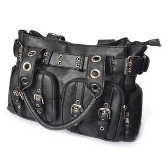 kabelka (taška) POIZEN INDUSTRIES - EVE - BLACK, POIZEN INDUSTRIES