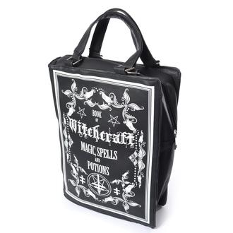 kabelka (taška) POIZEN INDUSTRIES - WITCHCRAFT - BLACK - POI283