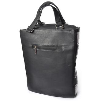 kabelka (taška) POIZEN INDUSTRIES - WITCHCRAFT - BLACK, POIZEN INDUSTRIES