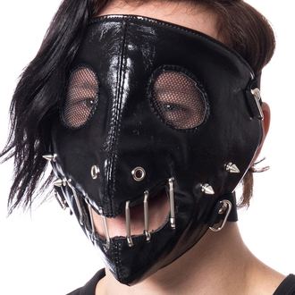 maska POIZEN INDUSTRIES - HANNIBAL FACE - BLACK