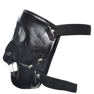 maska POIZEN INDUSTRIES - HANNIBAL FACE - BLACK, POIZEN INDUSTRIES