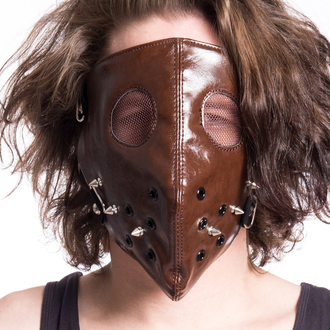 maska POIZEN INDUSTRIES - HANNIBAL FACE - BROWN