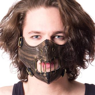 maska POIZEN INDUSTRIES - HANNIBAL - BROWN - POI279