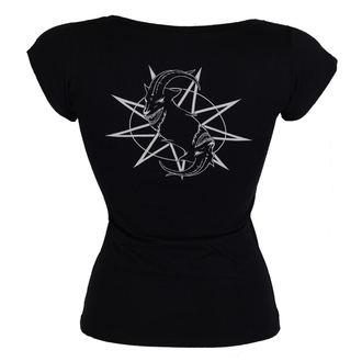 tričko dámské Slipknot - Goat Star Logo - ROCK OFF, ROCK OFF, Slipknot