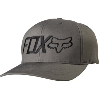 kšiltovka FOX - Draper - Graphite, FOX