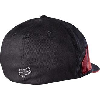 kšiltovka FOX - Side Seca - Black
