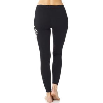 kalhoty dámské (legíny) FOX - Enduration - Black