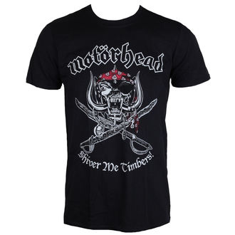 tričko pánské Motörhead - Shiver Me Timbers - ROCK OFF, ROCK OFF, Motörhead