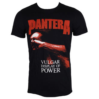 tričko pánské Pantera - Red Vulgar - ROCK OFF, ROCK OFF, Pantera