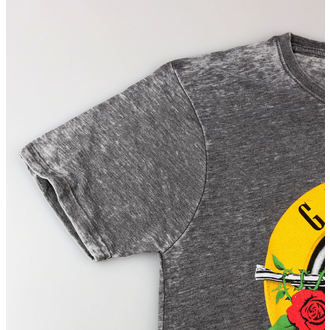 tričko pánské Guns N' Roses - Circle Logo - ROCK OFF