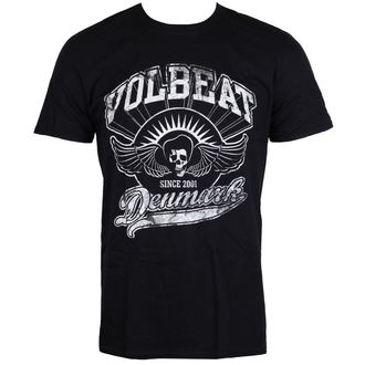 tričko pánské Volbeat - Rise From Denmark - ROCK OFF - VOLTS01MB
