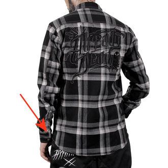 košile pánská HYRAW - Death - POŠKOZENÁ, HYRAW
