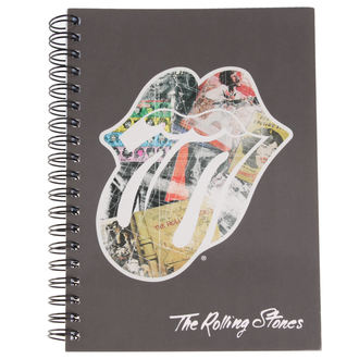 poznámkový blok B5 Rolling Stones - RS18526141