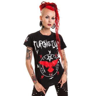 tričko dámské Cupcake Cult - BLACK CROWS