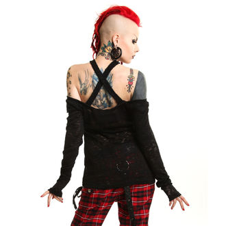 tričko dámské Vixxsin - KARU BLACK