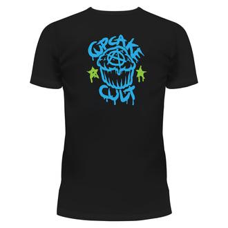 tričko dámské Cupcake Cult - REVERSE - Black, CUPCAKE CULT