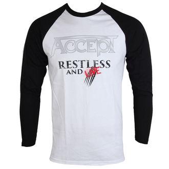 tričko pánské s dlouhým rukávem ACCEPT - Restless and live - NUCLEAR BLAST