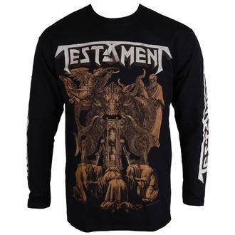 tričko pánské s dlouhým rukávem TESTAMENT - Demonarchy - NUCLEAR BLAST, NUCLEAR BLAST, Testament