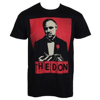 tričko pánské Kmotr - The Don - Black - HYBRIS - PM-1-TGF014-H39-2-BK