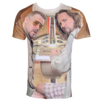 tričko pánské Big Lebowski - Allover - HYBRIS - UV-1-TBL011-SUB