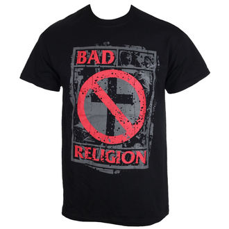 tričko pánské Bad Religion - Unrest - KINGS ROAD, KINGS ROAD, Bad Religion
