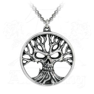 obojek ALCHEMY GOTHIC - Gotik Tree Of Death, ALCHEMY GOTHIC
