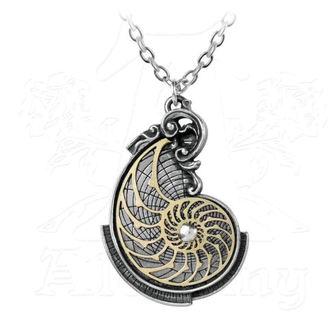 obojek ALCHEMY GOTHIC - Fibonacci's Golden Spiral, ALCHEMY GOTHIC